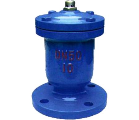 QB1型(P1)单口排气阀