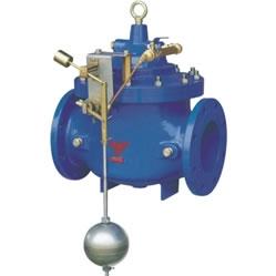 BD100D-10、BD400D-16、BD400D-25 型定水位阀