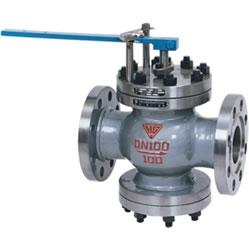 T40H-40、T40H-100 型给水回转式调节阀