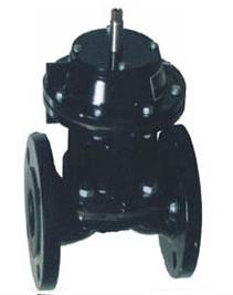 双动型隔膜阀